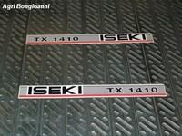 ADESIVO ISEKI TX 1410