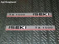 ADESIVO ISEKI TX 1500
