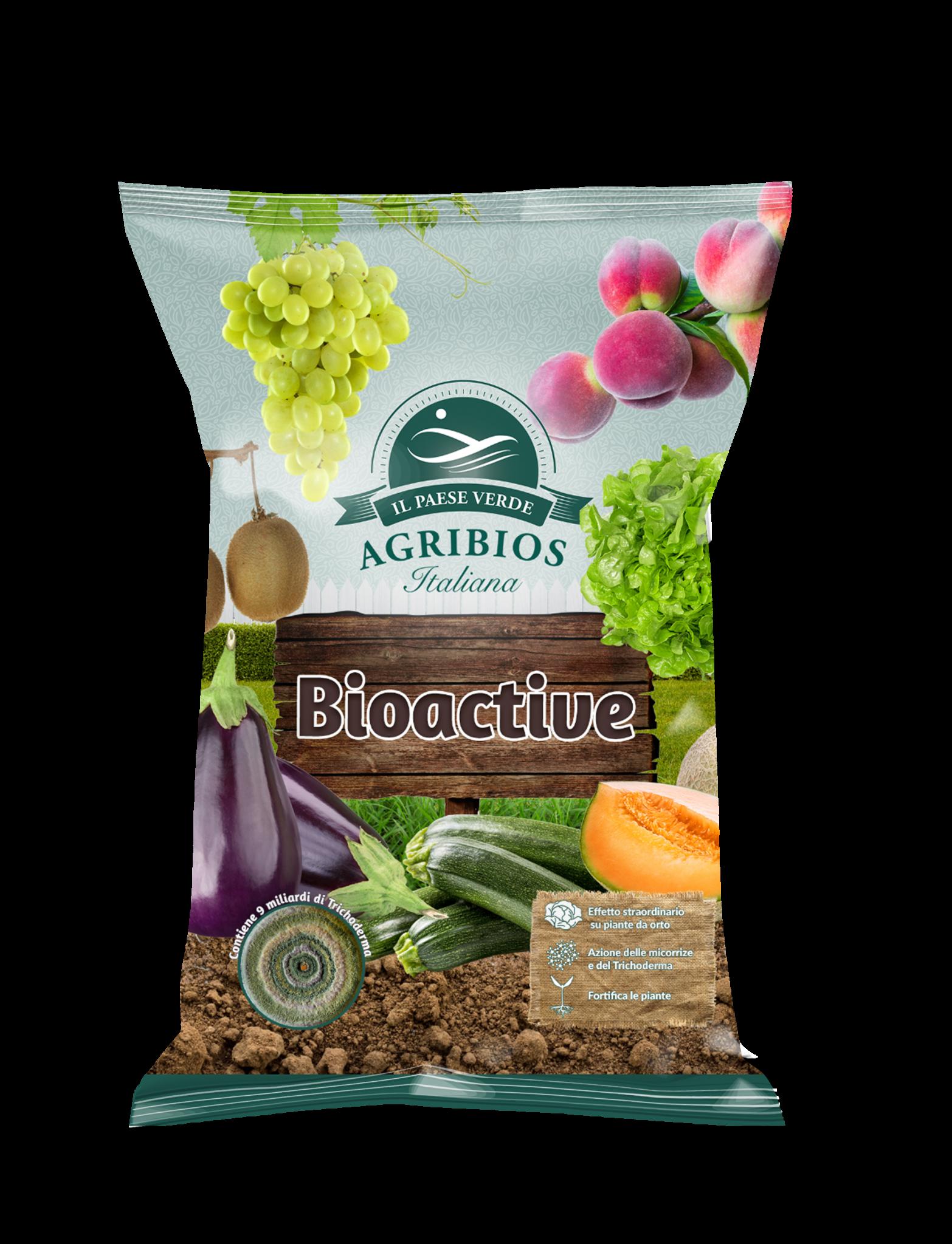 Bioactive - concime pellettato 4Kg