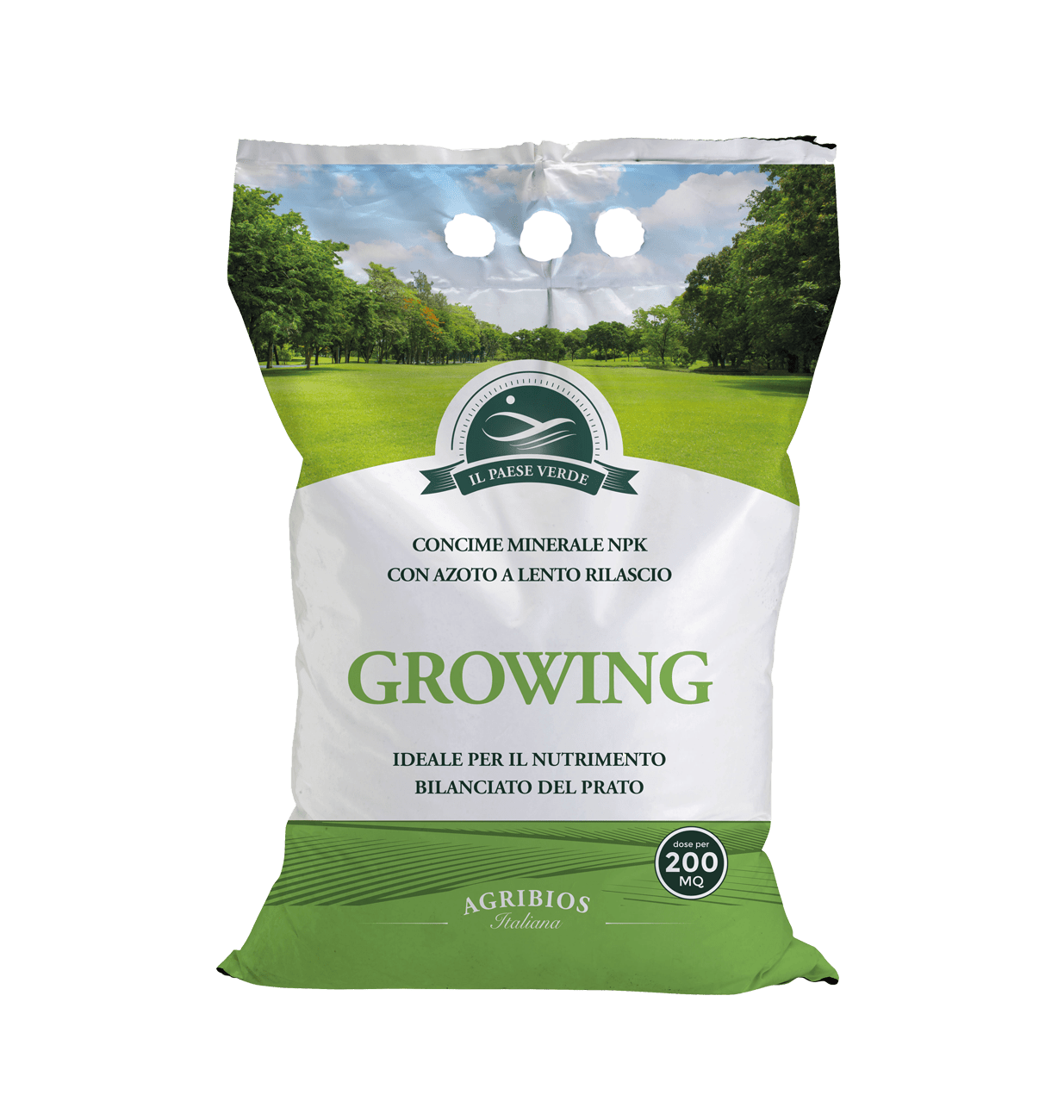 Growing - concime granulare 4Kg