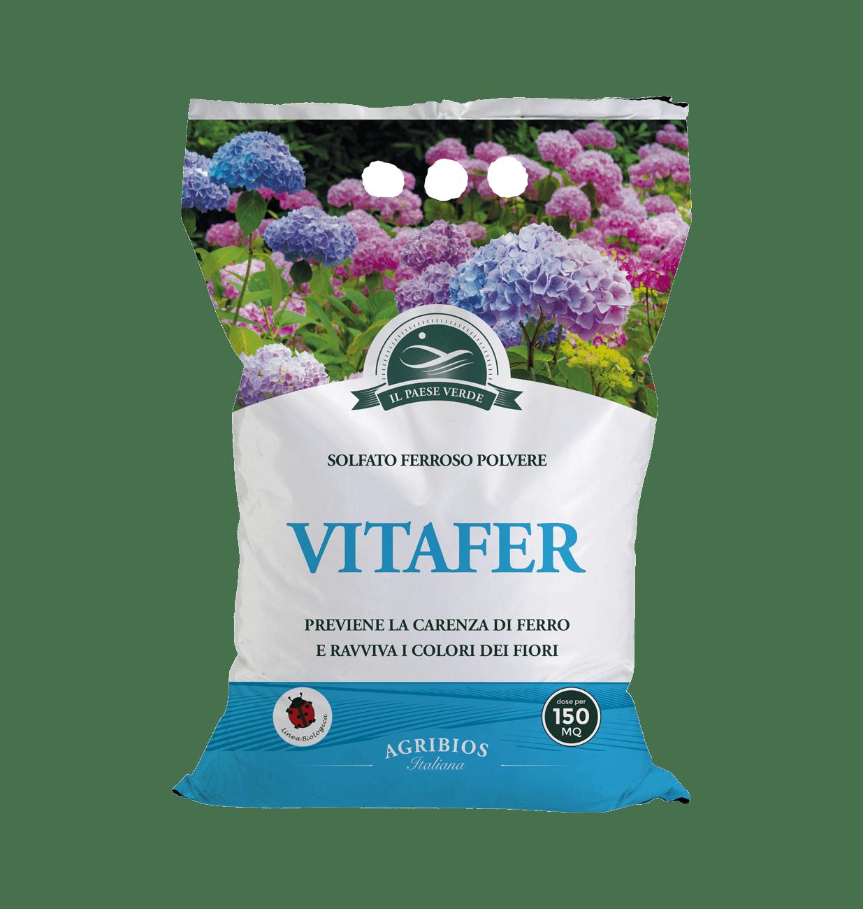 Vitafer - concime granulare 5Kg