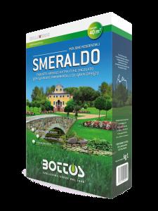 Smeraldo - sementi per prato confezione 1Kg
